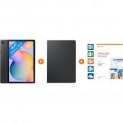 Starterspakket - Samsung Galaxy Tab S6 Lite 64 GB Wifi Grijs