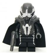 New Lego General Zod Minifig Figure Minifigure 76003 76009 Superman DC Villain