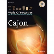 Schott Music Cajon 3, World of Percussion Ellen Mayer, Ausgabe mit CD