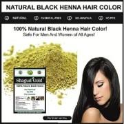 Herbal Black hair color hair care hair shining (Best Result)200gm