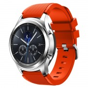 Samsung Gear S3 Silicone Sport Wristband - Orange