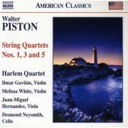 Piston - String Quartets No.1,3 & (0636943963029) (1 CD)
