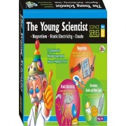 The Young Scientist-2(Magnetism Electricity CloudsDo It YourSelf Kit)