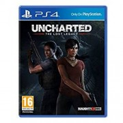 Игра Uncharted: The Lost Legacy PS4