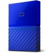 WD 1TB Blue USB 3.0 My Passport Portable External Ha -Negro