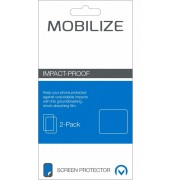 Mobilize Impact-Proof 2-pack Screen Protector Nokia Lumia 532