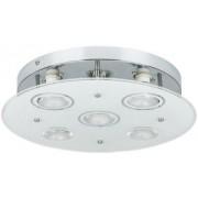 Ledes Mennyezeti lámpa NAOMI 5x5W 3000K Meleg Fehér 2514 - Rabalux