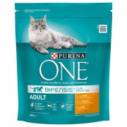 Purina ONE Adult Pollo & Cereali integrali - 3 kg