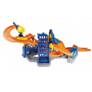 Set de joaca Hot Wheels Brigada Anti Foc
