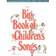 The Big Book of Children's Songs, Paperback
