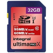 Card de memorie Integral INSDH32G10-95/60U1, SDHC, 32GB, Clasa 10