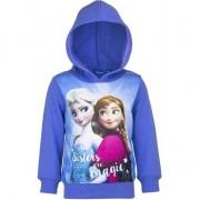 Disney Frozen sweater paars