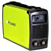 Aparat de sudura invertor ProWELD MMA-160PI, 20-160A, 6KvA, electrozi 2.5mm 3.2mm, bazici rutilici supertit