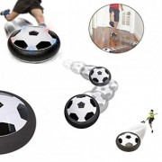 Air Hover Football Minge de fotbal cu jet de aer si lumini care leviteaza