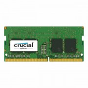 Crucial DRAM 8GB DDR4 2400 MT/s PC4-19200 CL17 SR x8 Unbuffered SODIMM 260pin Single Ranked, EAN 649528776334 CT8G4SFS824A