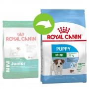 Royal Canin Size 2kg Mini Junior Royal Canin valpfoder