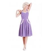 rochie femei IAD BUNNY - șarlotă - Lavndr - 4226