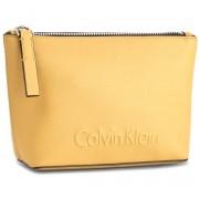 Smink táskák CALVIN KLEIN BLACK LABEL - Edge Cosmetic Pouch K60K603938 703