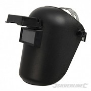 Svářečská helma - DIN 11EW 868520 5055058107923 Silverline