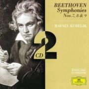 L Van Beethoven - Symphony No.7-9 (0028945946320) (2 CD)