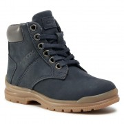 Затворени обувки GEOX - J Navado Boy A J045HA 032TU C0718 M Navy/Dark Grey