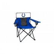 NFL Heavy Duty Elite Chair (Includes Carrying Case) Indianapolis Colts