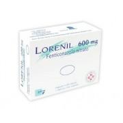 Effik Italia Spa Lorenil 600 Mg Capsule Molli Vaginali 1 Capsula