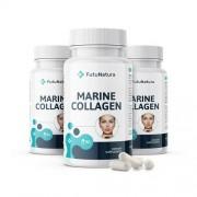 FutuNatura 3 x Collagene marino, 90 capsule