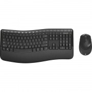 Microsoft Microsfot Wireless Comfort Desktop 5050 Teclado + Rato Wireless