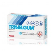 Meda Pharma Spa Travelgum 20 Mg Gomme Da Masticare Medicate 10 Gomme
