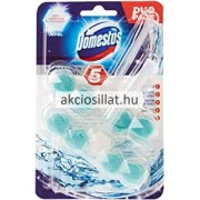 Domestos Power 5 Javel Wc frissítő blokk 2x55g