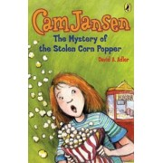 CAM Jansen: The Mystery of the Stolen Corn Popper #11, Paperback