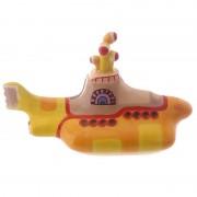 Merkloos Beatles Submarine spaarpot 23 cm