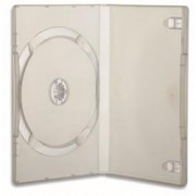Manhattan Custodia per DVD/CD BOX Trasparente