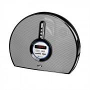 Trevi SR-8410 BT bluetooth-högtalare svart USB SD AUX