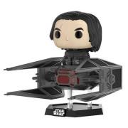 Pop! Deluxe Figurine Pop! Kylo Ren in Tie Fighter - Star Wars