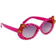Yellow Mango Cat-eye Sunglasses(For Boys & Girls)