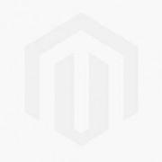 My-Furniture TORINO Esszimmerstuhl mit Scoop-Rückenlehne und Rückenring - Schwarz Kunstleder