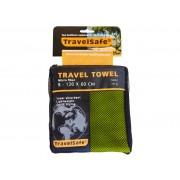 TravelSafe Traveltowel Microsoft S - Resehandduk 120X60 Cm - Blå