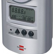 Brennenstuhl Miernik Watomierz licznik kosztów energii PM 231 E watomierz licznik kosztów mocy emergii niemiecki