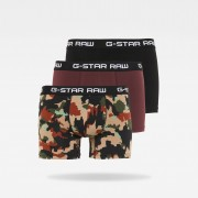 G-Star RAW Classic Trunk Camo 3-Pack