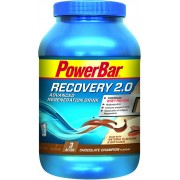 PowerBar Recovery Regeneration Drink 2.0 Sportvoeding met basisprijs Chocolate Champion 1144g 2018 Sportvoeding