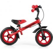 Bicicleta fara pedale Dragon Z Red cu frana