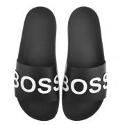 Hugo Boss heren slippers BOSS - black