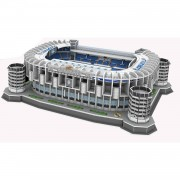 Nanostad Real Madrid 3D-puzzel Santiago Bernabéu Stadium 83-delig