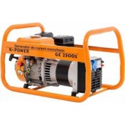 Generator Curent Electric Ruris R-Power GE 2500 7 CP Benzina 220V