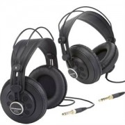 SR850 2Pack PRO Headphones. Set med 2 hörlurar.