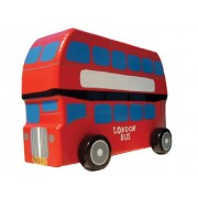 House Of Marbles Wooden London Bus