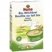 Holle baby food AG Holle Bio-Milchbrei Dinkel