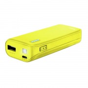 Trust Primo Power Bank 4400 mAh Amarillo